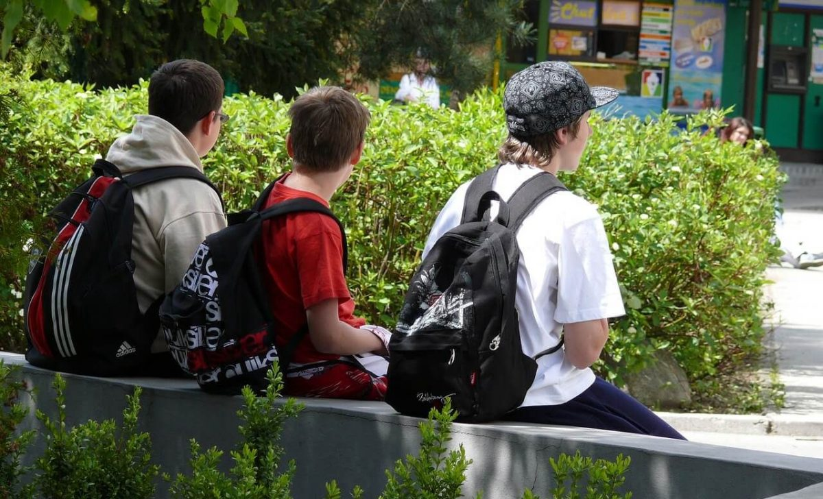How to choose a backpack for college